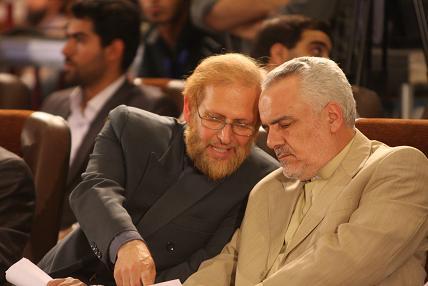 رامین و محمد رضا رحیمی معاون اول رئیس جمهور