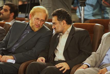 رامین و وزیر ارشاد